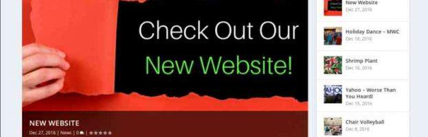 Palm Harbor Website