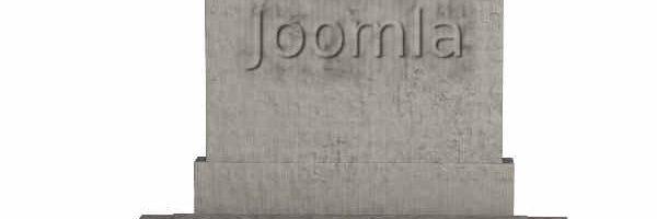 Joomla Is Dead!