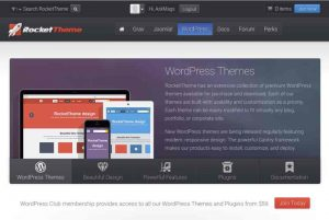 Review of RocketTheme Themes & Plugins