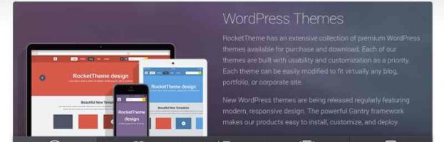 RocketTheme Themes & Plugins